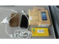Mint condition S4 GALAXY MINI WITH ALL THE ACCESSORIES