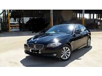 selling BMW 520 d. registered in 2014