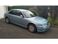 Rover 75 2.0 V6 Connoisseur 4dr 1 OWNER, 1 YEAR MOT, EXCELLENT CONDITION, ONLY 53000 MILES