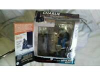 Lost tv show charlie pace figure in box and magazine