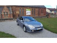 57 RENAULT LAGUNA 2.0 DCI 150 DYNAMIQUE 81K FSH 2-KEYS 1-OWNER OUTSTANDING FREE-DELIVERY CHEAP CAR