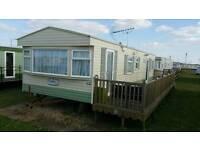 8 berth 3 bedroom static caravan hire ingoldmells