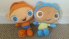 Waybuloo talking toys