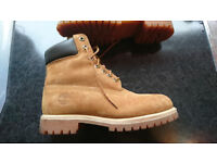 mens women timberland boots 6 inch size 7.5 to 8