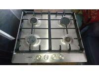 Bosch 4 ring gas hob