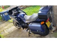 BMW K100LT motorbike motor brick first bike
