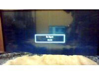 JMB 50 inch LED TV FREEVIEW HD JT0150001B/01 with Stand