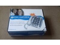 Geemarc Amplipower 40 Multifunction telephone