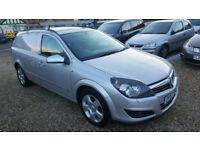 2007(57) Vauxhall Astravan sportive 1.9 Diesel,Hpi Clear,Ac,Cd/Radio,Long .Mot.