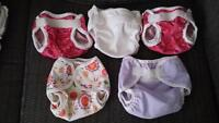 Cloth Diapers lot