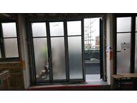 Schuco Folding Door - 4 Panel