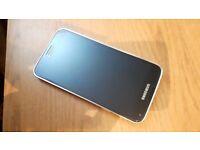 Samsung galaxy s 5 blue