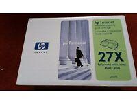HP LASERJET PRINT CARTRIDGE 27X