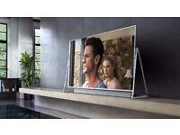 Panasonic TX50DX802B Black - 50Inch 4K Ultra HD TV, Smart, LED, Active 3D ULTRA SLIM NEW
