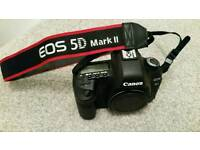 Canon Mark 5D ii DSLR Camera