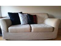 2 x IKEA sofas for sale