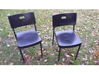 2 CHAIRS FOR FREE