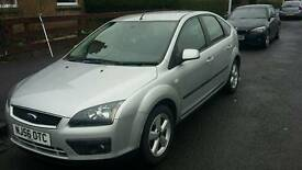 Ford focus zetec for sale or swap for decent automatic