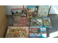 Jigsaw puzzle bundle