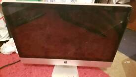 imac 27 apple i7 sold as Faulty switch on but no light