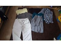Maternity Clothes - Size 16