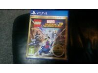 marvel super hero's 2 ps4 game