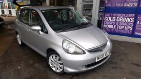 Honda Jazz Automatic 2006, 5 door, very good condition, four new tyres, replaced oil and brake pads