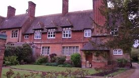 Peace & Quiet in the Countryside, one large bedroom to let in 2 bedroom flat.