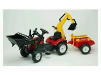 Falk tractor. Mint condition. Unopened gift