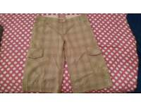 Animal society shorts size 12