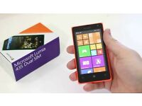 Microsoft lumia 435 brand new