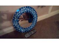16 inch handmade mirror