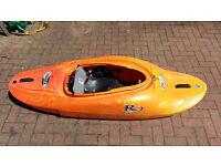 Kayak. Riot Flair.
