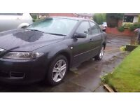 cheap Mazda 6 Ts2 family car 57 Plate for quick sale