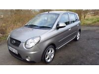 2008 *08* Kia Picanto 3 1.1i **FULL SERVICE HISTORY**12 MONTHS MOT**VERY CHEAP TO RUN**GREAT DRIVER