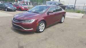 2016 Chrysler 200 Limited | Easy Approvals! | Call Today! Edmonton Edmonton Area image 3