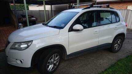 2010 Volkswagen Tiguan Diesel - ready for anything