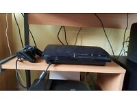 SUPER SLIM PS3 CONSOLE WITH 74 GAMES, 4 CONTROLLERS & HEADSET