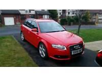 Audi a4 sline 2008 ,2l (140)