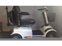 Galaxy 4 exel 8mph mobility scooter