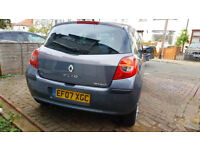 Renault clio 1.2 2007 expression fresh MOT! Low mileage not golf, polo, astra, yaris, 1.1
