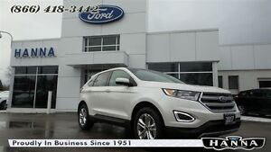 2017 Ford Edge *NEW* SEL AWD *201A* 2.0L I4 ECOBOOST
