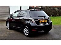 2012 Toyota Yaris 1.5 VVT-i T4 , AUTOMATIC & ELECTRIC HYBRID, FULL DEALER SERVICE HISTORY, NO OFFERS
