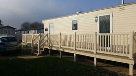 Primrose valley haven deluxe static caravan to rent school holiday dates!!!!!