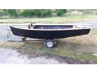 13 foot boat looking for quick sale