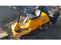 Ride on mower for sale full service done ready to use