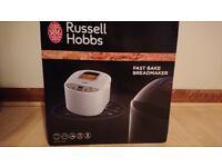 Fast Bake Breadmaker - Russell Hobbs