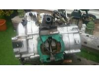Yamaha dt 125 bottom half of engine