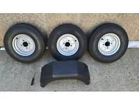10 inch trailer wheel