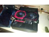 Nvidia MSI GTX 1070 Gaming X